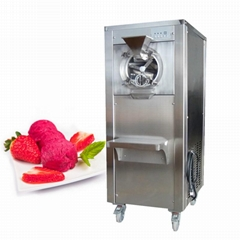 Each Maximum Filling 7 Liters Hard Ice Cream Machine Price