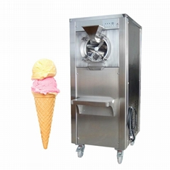 Each Batch Takes About 15  Minutes Hard Serve Ice Cream Machine