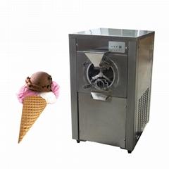 YB-15 Batch Freezer Italian Gelato Machine, Tabletop Gelato Batch Freezer