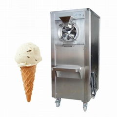 One Year Parts Warranty 20~25L/H Italian Gelato Machine