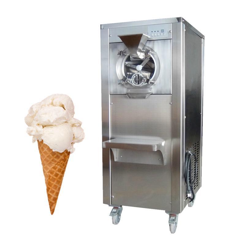 YB-20硬質冰激凌機,硬冰淇淋機商用