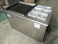 WF1120 Thailand Style Roll Fry Ice Cream Machine, Pan Fried Ice Cream Machine