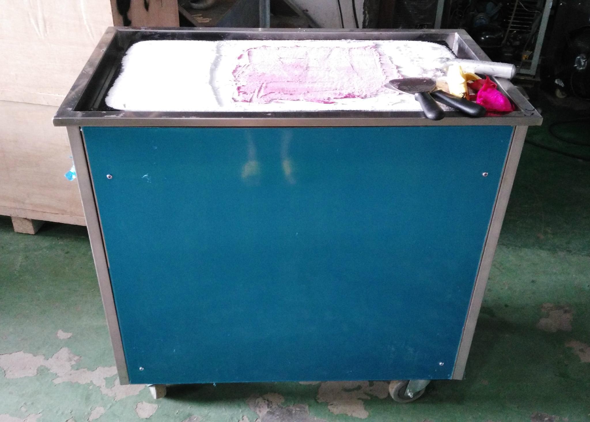 CB-100炒冰機價格,炒冰機多少錢