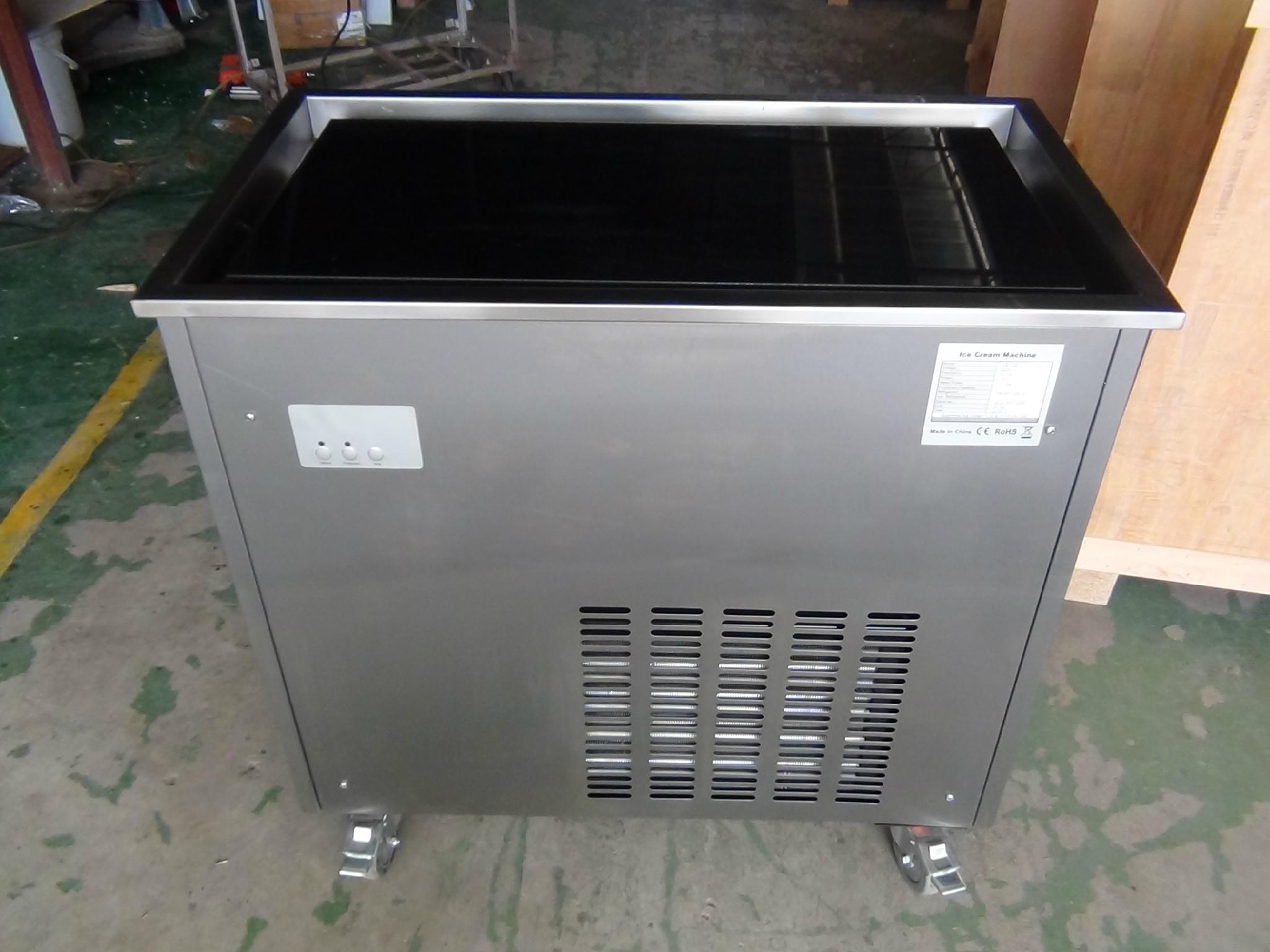 CB-100炒冰机批发,小型炒冰机