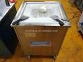 單鍋炒酸奶機 炒冰機商用 泰式冰淇淋卷機 炒冰激凌機器