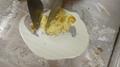 Stainless Steel Fruit Yogurt Single Round Square Fry Fried Pan Ice Cream Machine