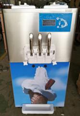 2018新款BQ332A  30~35L/H 臺式軟冰淇淋機