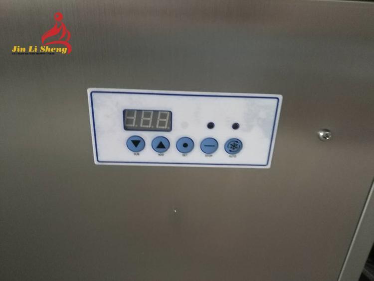 JinLiSheng Turkish ice cream machine With 3 Barrels
