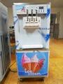 Cheap Price BQ322 3 Flavor Commercial Soft Serve Ice Cream Machine