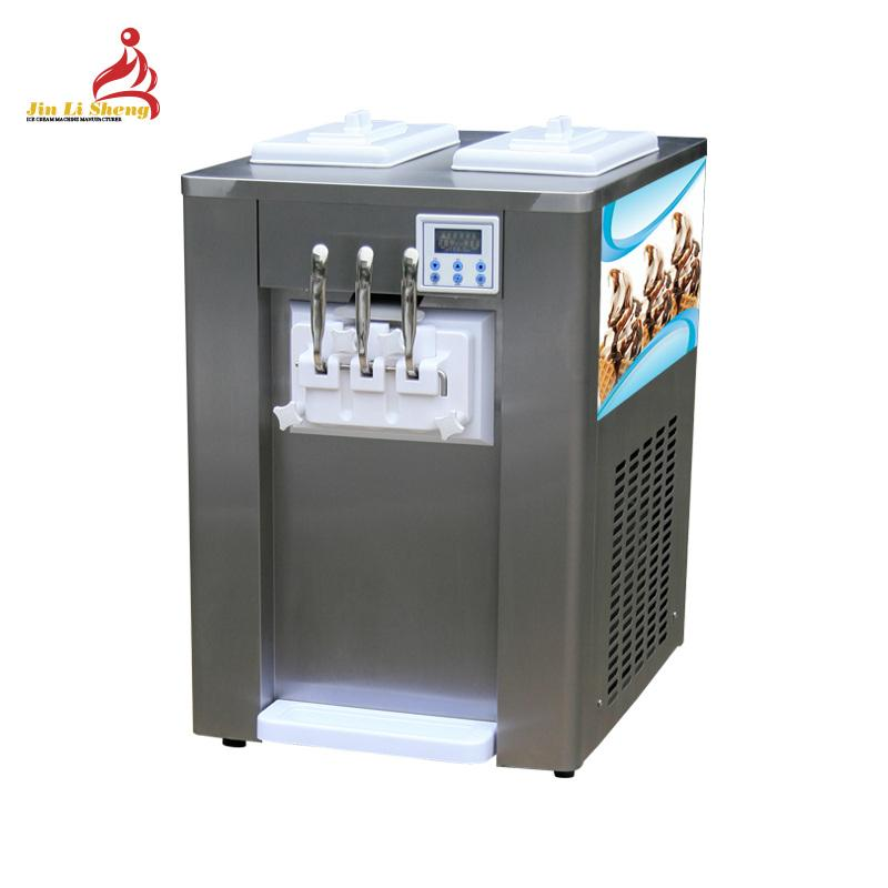 Best Price Commercial Countertop Soft Serve Ice Cream Machine For Sale