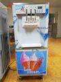 China Manufacturer Ice Cream Soft Machine