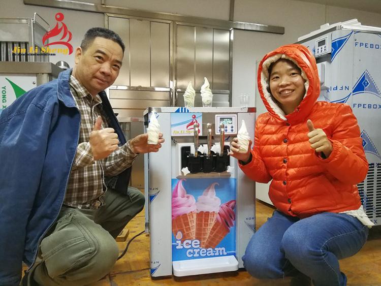 Best Price Table Top Commercial Frozen Yogurt Machine