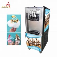 Low Cost BQ322 Commercial Frozen Yogurt Machine For Sale