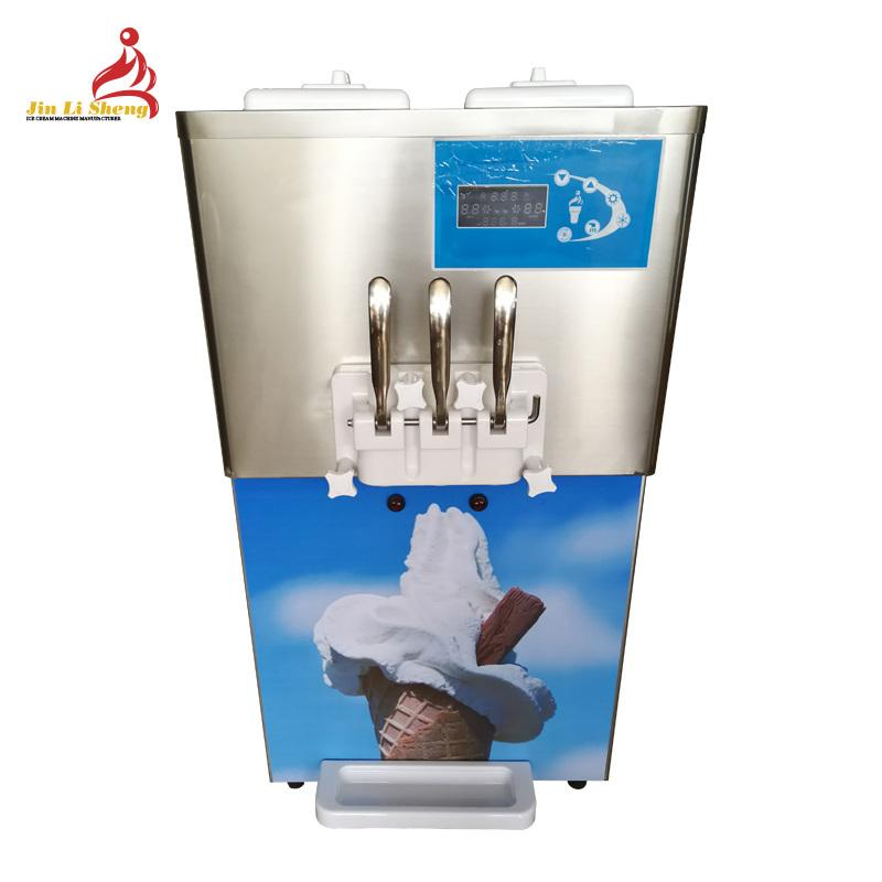 China Supplier Commercial Table Top Soft Ice Cream Machine