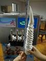 商用冰激凌機 三色甜筒機 立式聖代雪糕機軟冰淇淋機器