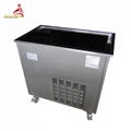 Good Quality CB-100 Cold Stone Marble Slab Top Fry Ice Cream Machine