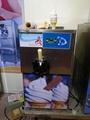 BQ115S Air Pump High Overrun Table Top Soft Serve Ice Cream Machine