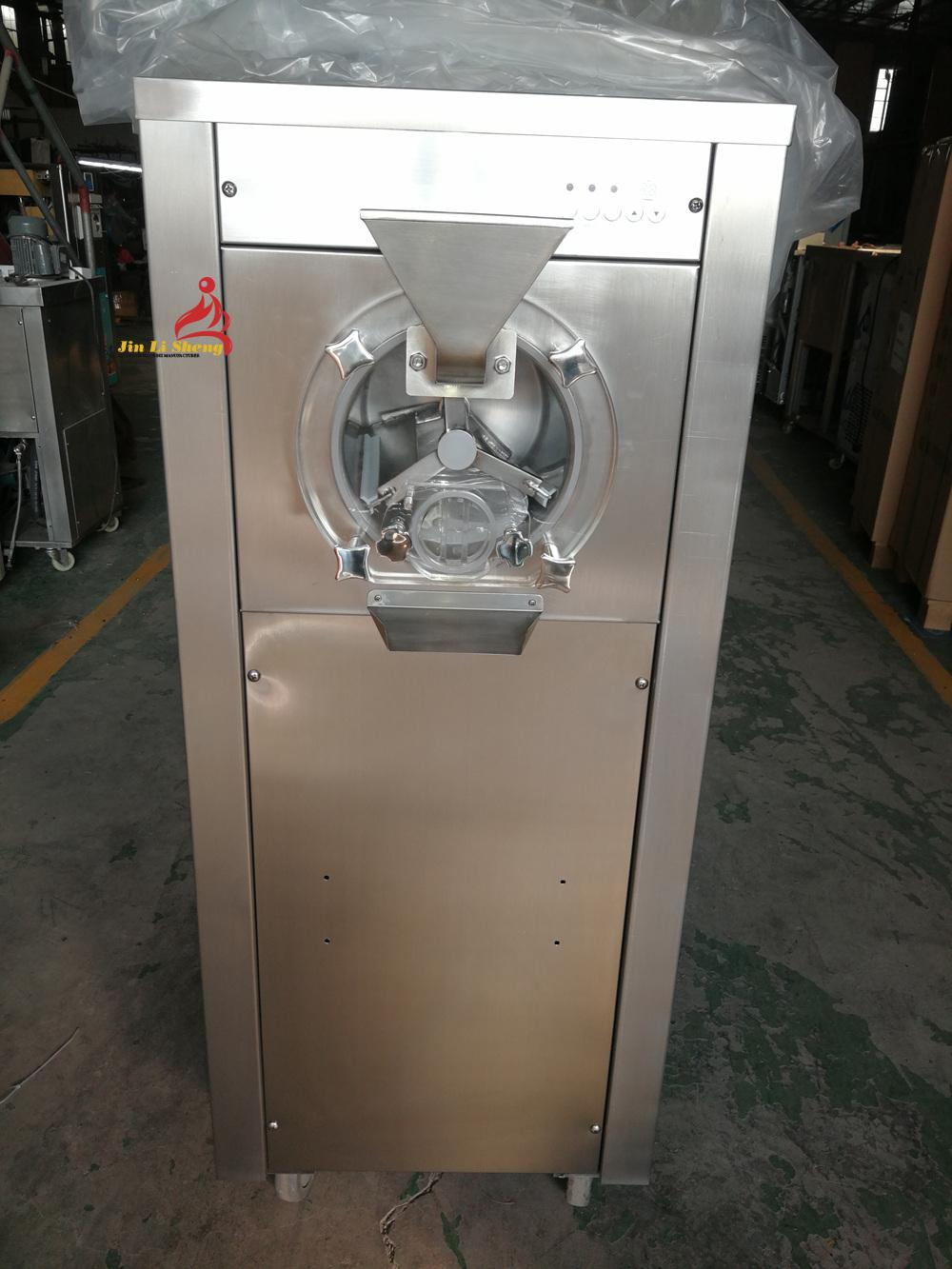 Hourly Production 40 Liters Hard Ice Cream Making Machine Commercial