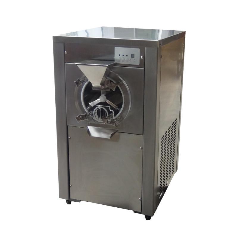 Embraco Compressor Counter top Commercial Hard Ice Cream Machine