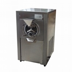 Embraco Compressor Table top Commercial Hard Ice Cream Machine