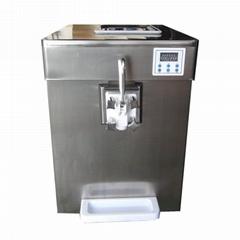 单头冰淇淋机商用 软冰激凌机器 台式甜筒雪糕机