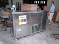 4 Basket Mold Each Output 160 Popsicles Commercial Popsicle Making Machine
