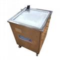 方鍋炒冰機商用 小型炒酸奶機