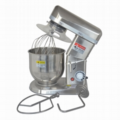 7 Liters Commercial Ice Cream Cake Egg Cream Dough Food Stand Mixer