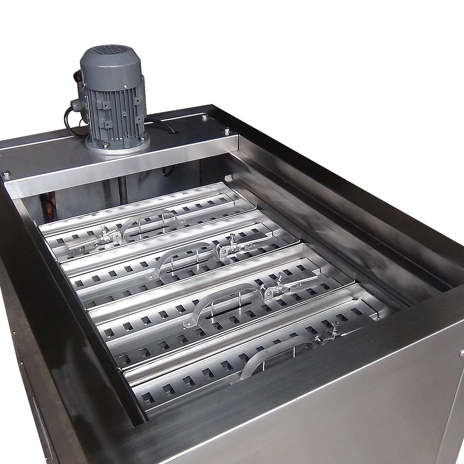 4 Brazil Mold Each Output 104 Popsicles Commercial Popsicle Machine For Sale