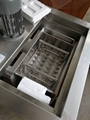 1 Basket Mold Each Output 40 Popsicle Commmercial Popsicle Ice Cream Machine