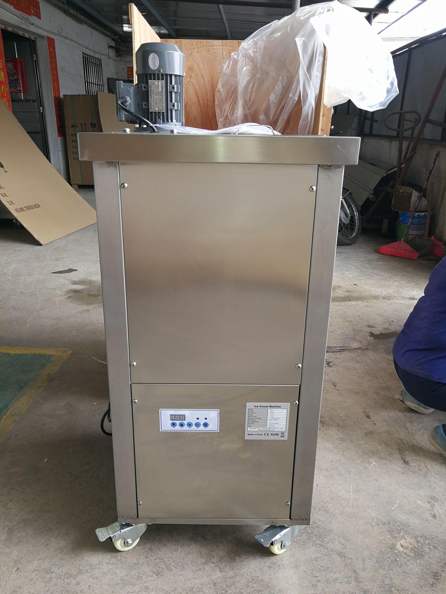 1 Mold Basket Commercial Manual Ice Lolly Machine Price