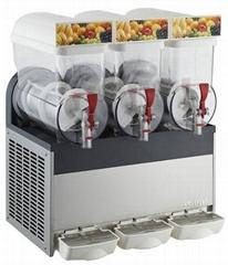 XRJ15LX3 三缸雪融机 商用雪泥机 冷饮机