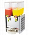 LSJ9LX2 Double Tank Commercial Juice Dispenser For Sale