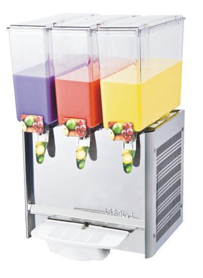 LRSJ9LX3 3 Tank Commercial Electric Juice Dispenser Machine