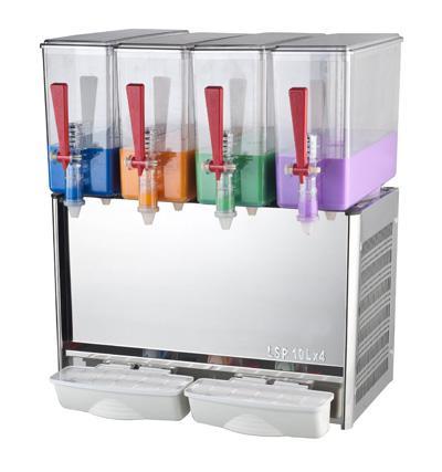 XRSJ10LX4 4缸商用冷热果汁机
