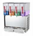 XRSJ10LX4 4缸商用冷熱果汁機