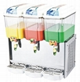 LRSJ12LX3 3 Tank Commercial Cold And Hot Juice Dispenser Prices