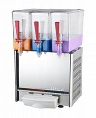 LRSJ10LX3 3缸商用冷热果汁机