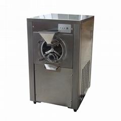 Hourly 20 Liters Desktop Commercial Italian Gelato Ice Cream Machine Price