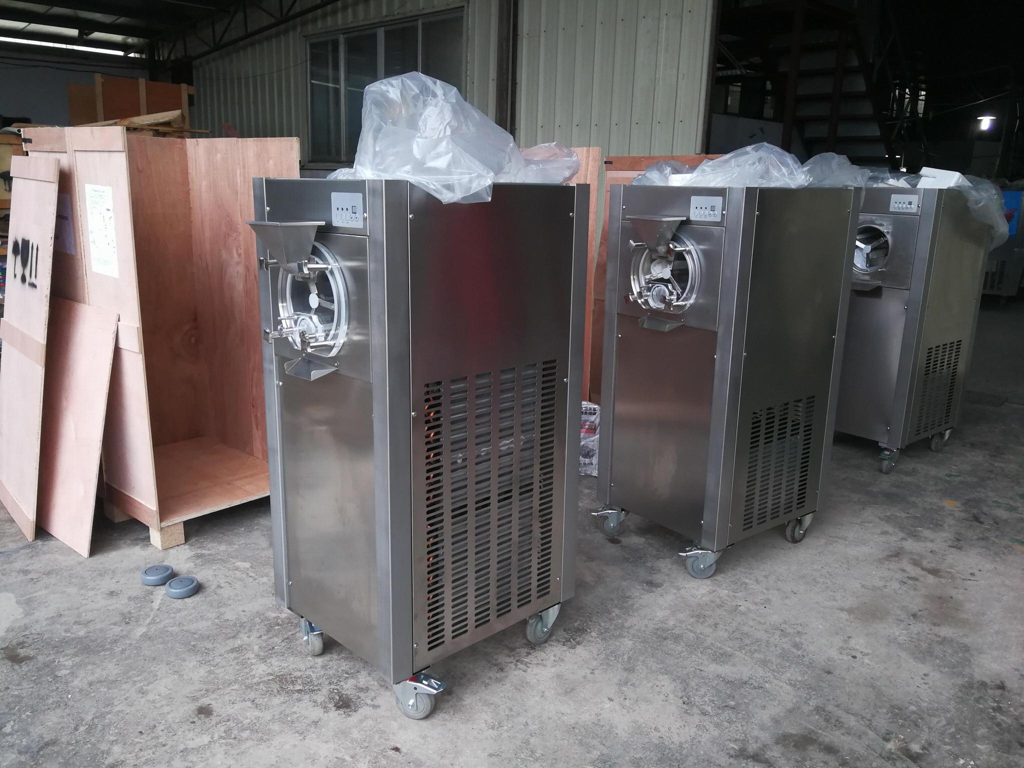 YB-20 商用硬冰淇淋機 硬冰淇淋機價格 意式硬冰機
