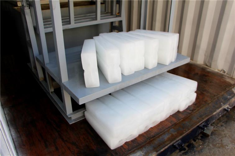 1 Ton Commercial Containerized Ice Block Machine