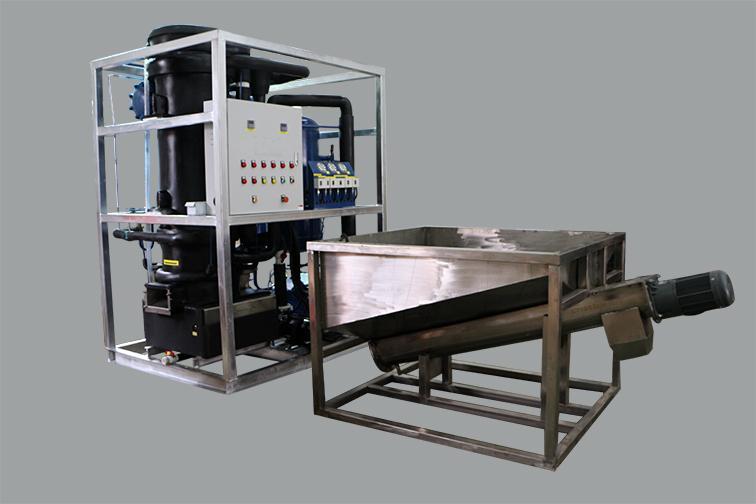 5 Ton Commercial Tube Ice Making Machine