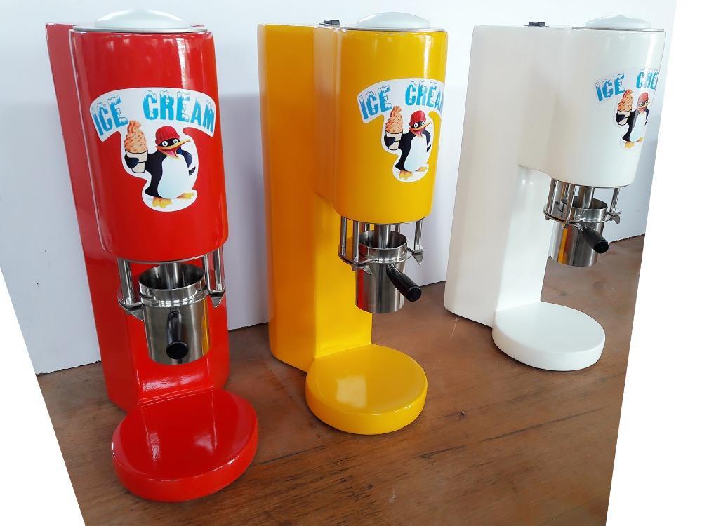 Commercial Spaghetti Ice Cream Machine