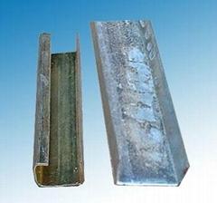 c型塑鋼門窗鋼襯