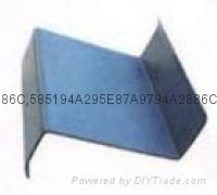 Z型塑鋼鋼襯