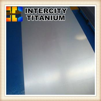 High quality ASTM B265 Gr12 Titanium Alloy Sheet with Acid Washing Surface 1