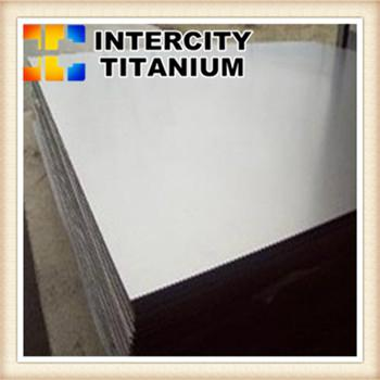High quality ASTM B265 Gr12 Titanium Alloy Sheet with Acid Washing Surface 2