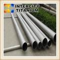 welded Titanium tube