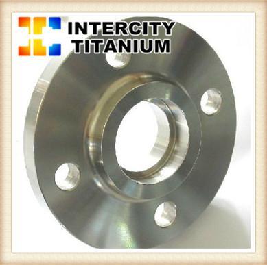 Gr2 Titanium Flange  1