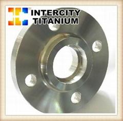 Gr2 Titanium Flange